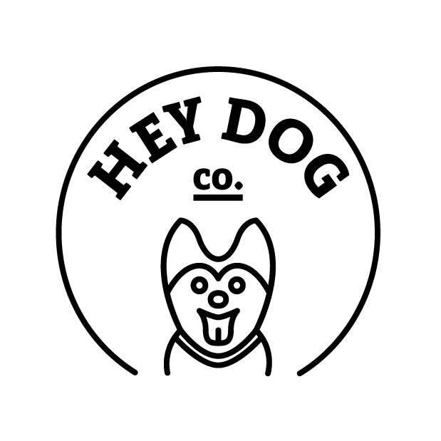 Hey Dog. Goods for dogs. Crafted with love.