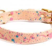 4. PINKY DOTS collar 3