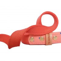 5.New Coral with Freckles leash_2